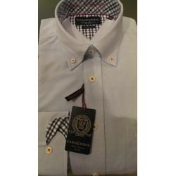 Flot kraftig oxford lærreds skjorte fra CASAMODA - Casual fit
