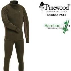 Undertøjssæt i bambus fra PINEWOOD