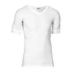 JBS t-shirt med V-hals