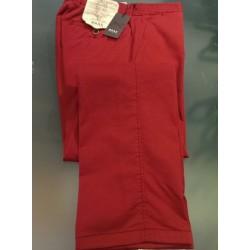 Lærredsbuks med stretch fra Brax - Perma Red - Kapok