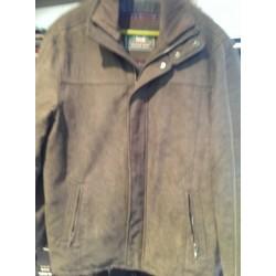 Alcantara frakke fra Lapidus