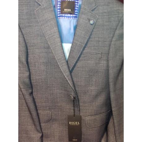 33f0fb98 Smart sportsjakke fra Digel Havanna Fabric - 100 Wool Luxury easy ...
