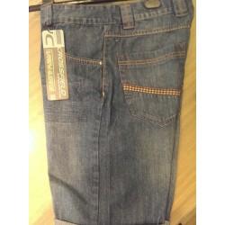 Smarte korte bukser i Denim fra Crossfield
