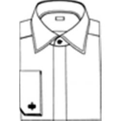 Smoking skjorte fra DIGEL