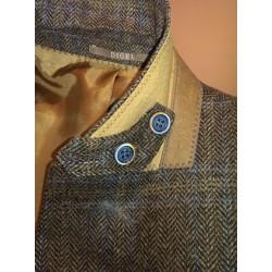 Tweed jakke fra Digel
