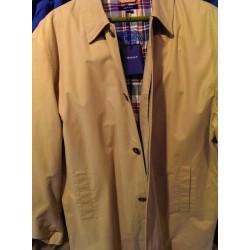 Elegant carcoat frakke fra Gant