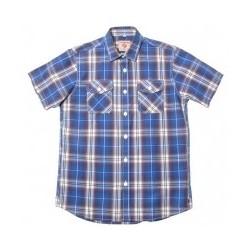 Casual skjorte m/korte ærmer fra Roberto