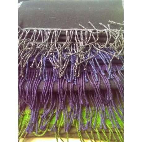 Lækkert Merino tørklæde fra Italien - MJM
