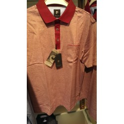 Polo T-shirt Mercerized Pierre Cardin