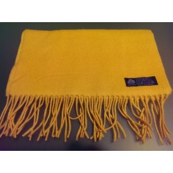 Halstørklæde i ren ny uld
