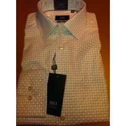 TwoPly Manchet skjorte fra Eterna