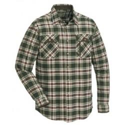 Eksklusiv flannelsskjorte fra Pinewood