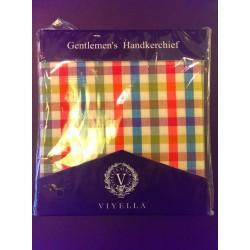Viyella Hank - Lommetørklæde i Klantern