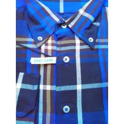 Sportsskjorte i flannelskvalitet fra Eterna