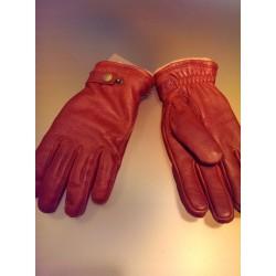 Elgskindshandsker fra Hestra Gloves