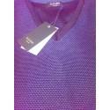 Pullover med Vhals fra Elkjær