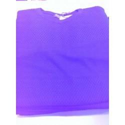 Pullover med O-hals fra Elkjær