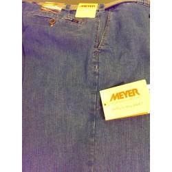 Denim bukser fra Meyer