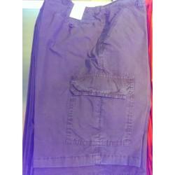 Korte bukser m/lårlomme fra Luigi Morini