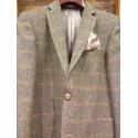Harris Tweed jakke fra Carl Gross