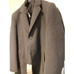 Uldfrakke fra Digel