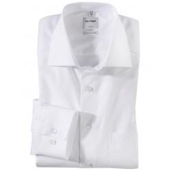 Manchetskjorte fra Olymp - Comfort Fit