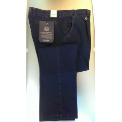 Denimbuks med stretch fra Eurex by Brax
