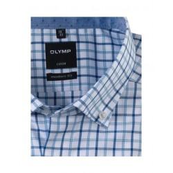 Sommerskjorte m/korte ærmer fra Olymp
