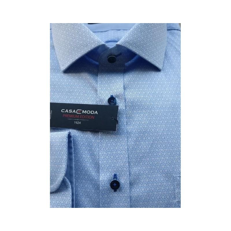 bf555175 Manchetskjorte fra Casamoda Skjorte med lange ærmer, kontrast i ...