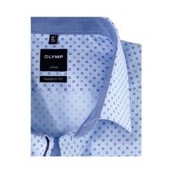 OLYMP skjorte i ren bomuld