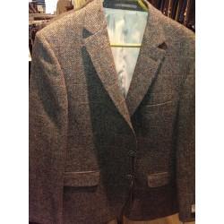 Harristweed jakke fra Digel