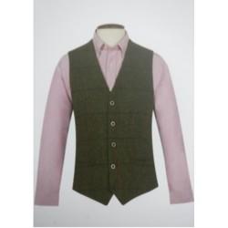 Oransay Harris Tweed Waistcoat