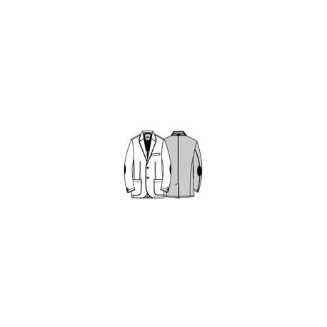 f19679f2 Casual lærredsjakke fra Digel Stretch og Sideslids 98 bomuld 2 elasthan